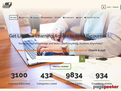 24×7 E-university | Free Online Courses & Online Learning